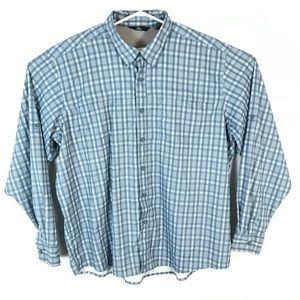 Wrangler Vented Outdoor Shirt L/S Button Front
